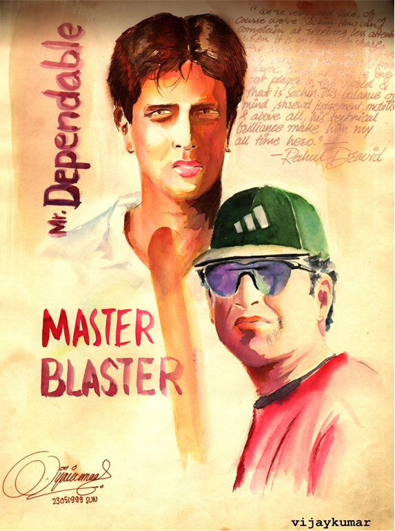 Mr. Dependable and Master Blaster