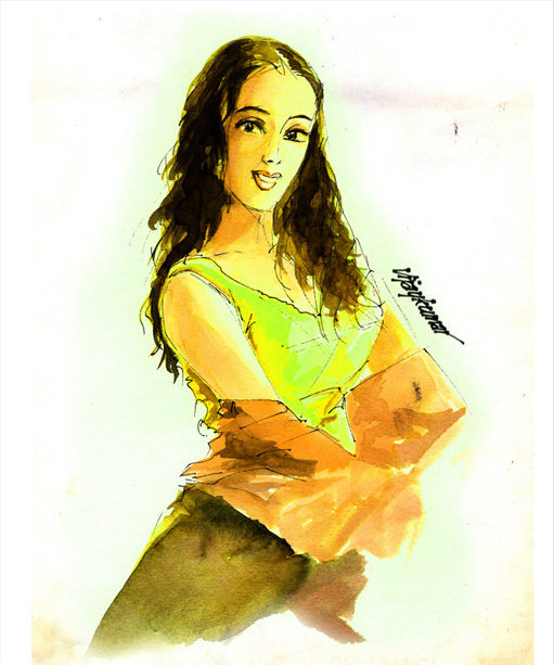 Illustrated by Vijaykumar Kakade