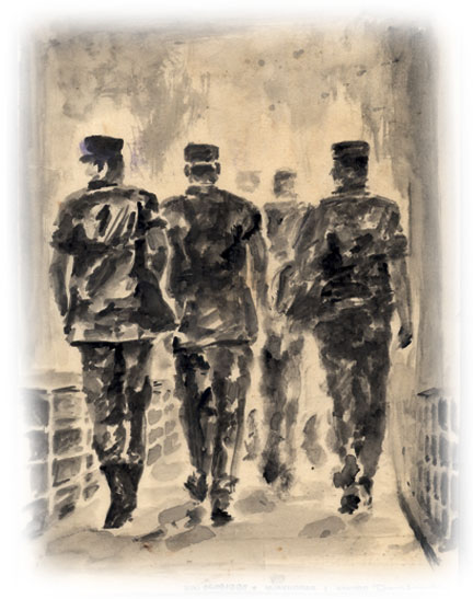 The Soldiers, illustrated by Vijaykumar Kakade